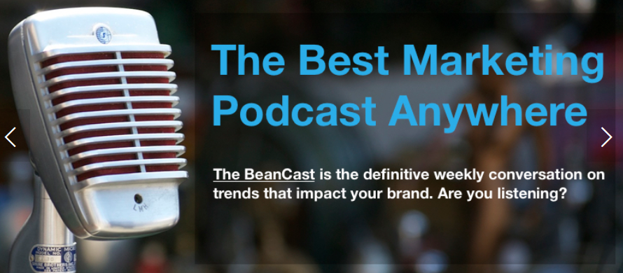 Best podcasts: The BeanCast Marketing podcast