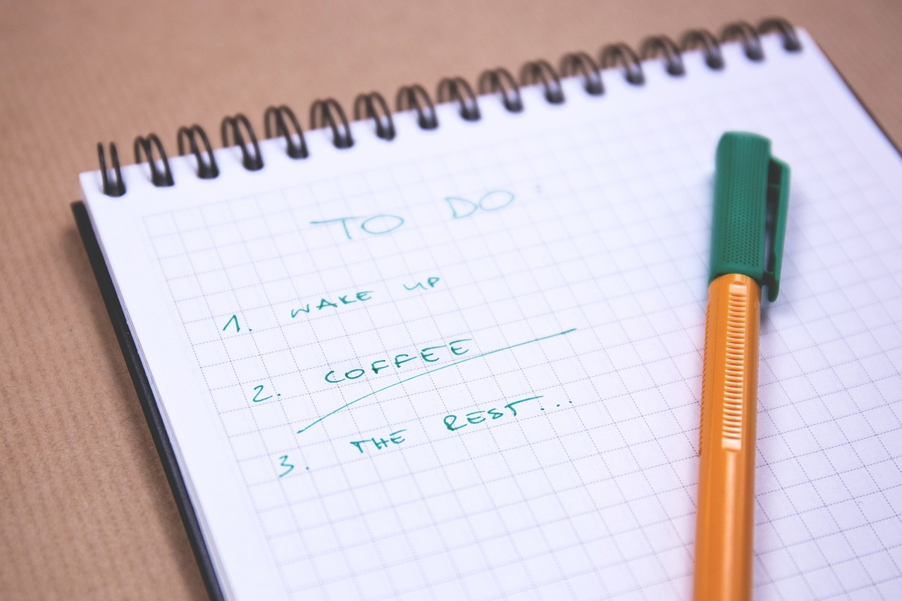 Time management, To do list