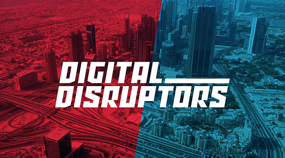 digital disruptors dubai
