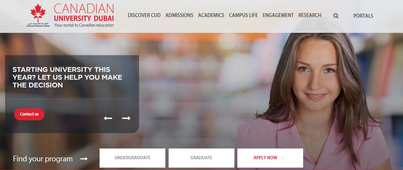 Canadian University Dubai - Homepage CTA.png